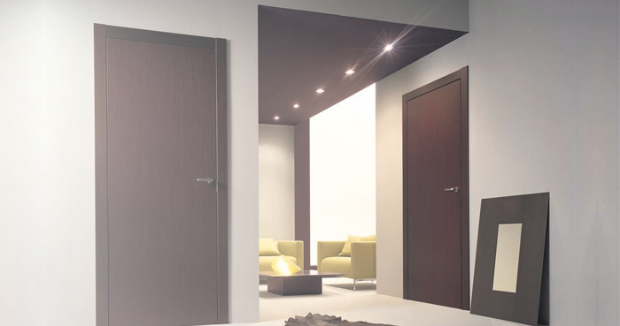 Ламинированные панели для дверей